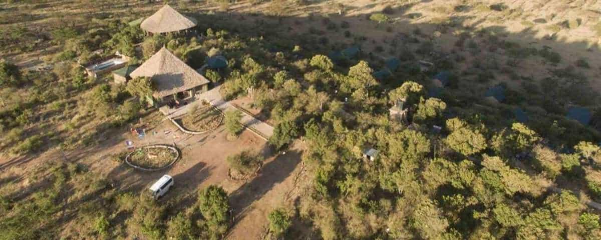 Masai Mara budget camps