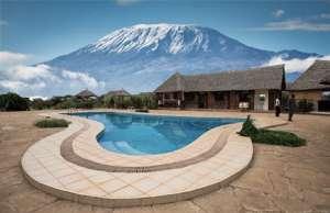 aa Amboseli lodge Mt Kilimanjaro View with Asili adventure