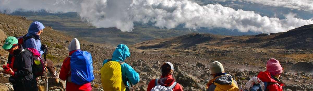 Mount Kilimanjaro Climbing Rongai Route