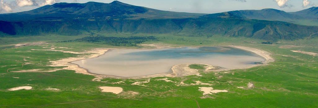 Explore Ngorongoro crater tour on your Kenya and Tanzania 9 days safari