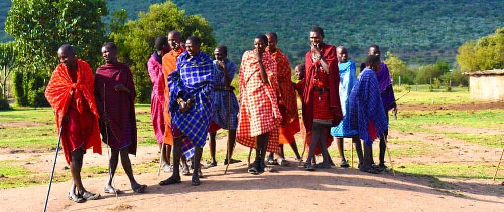 Masai Culture and Tribe