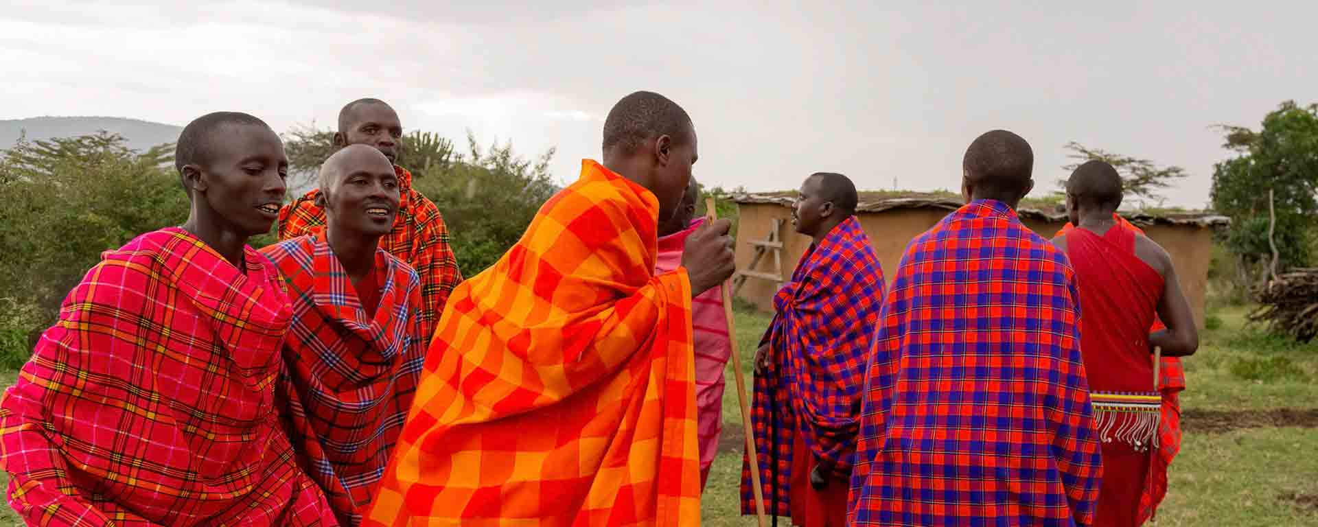 Photographing the Masai culture while on your Masai Mara photo safari