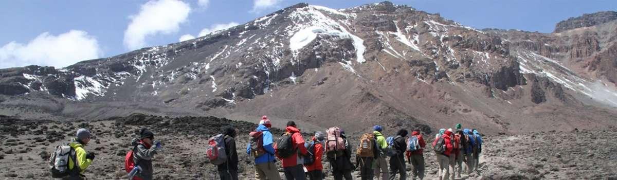 Mount Kilimanjaro Umbwe Route