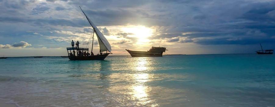 dhow excursions in Zanzibar